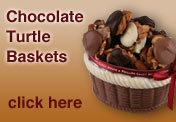 Chocolate Turtle Basket