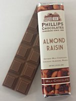 Almond Raisin Bar
