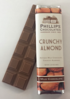 Crunchy Almond Bar